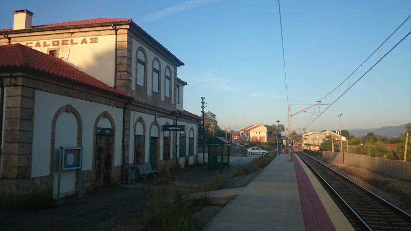 Estacion Renfe Caldelas de Tui