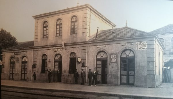 Estacion de Tren Caldelas (Antigua)