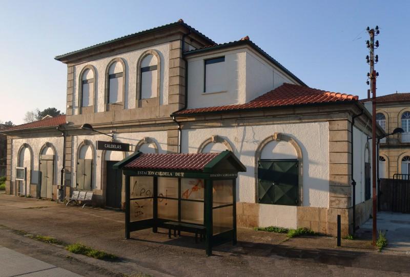 Estacion de Tren Caldelas